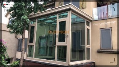 东湖花园(三银)系统阳光房