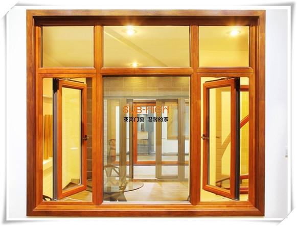 绵阳铝包木门窗
