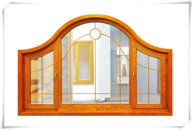 纯实木门窗
