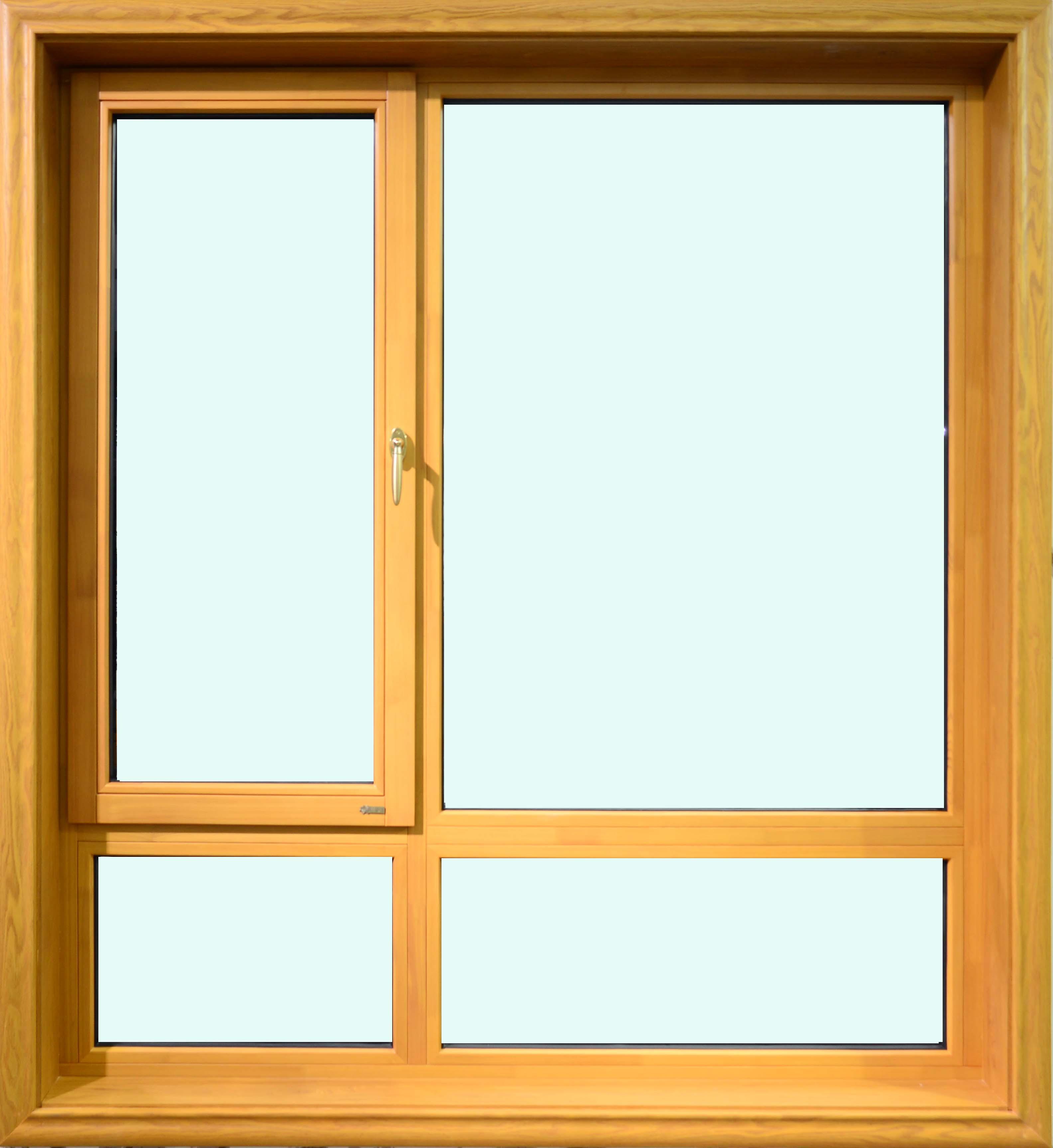 成都门窗铝包木窗